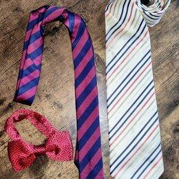 Галстуки и бабочки - 🔥Новые мужские фирменные галстуки и бабочки, 0