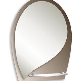 Зеркала - Серебрянные зеркала Зеркало настенное Серебрянные зеркала Грация 510х730 с по..., 0