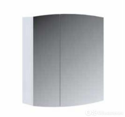 Зеркало-шкаф BAND HOURS Bora (500x154x558) белый глянец Br500.12 по цене 9601₽ - Мебель для кухни, фото 0