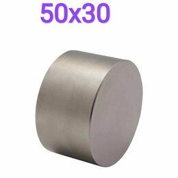 Магниты - 50x30 неодимовый магнит n38 мощный в наличии, 0