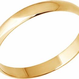 Кольца и перстни - Обручальное кольцо SOKOLOV 110031_s_24, 0