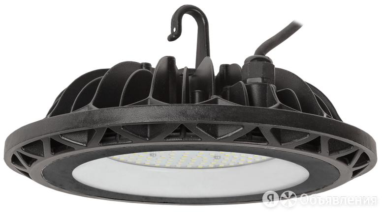 Светильник ДСП 4001 100Вт 4000К 10000Лм d276мм IP65 алюминий IEK по цене 4071₽ - Настенно-потолочные светильники, фото 0