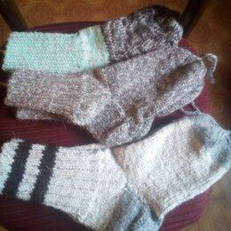 Дизайн, изготовление и реставрация товаров - Вязаные носки женские и мужские , детские, 0