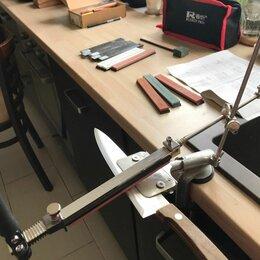 Мусаты, точилки, точильные камни - Точилка для ножей с регулируемым углом заточки, 0
