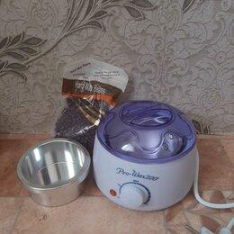 Депиляция и эпиляция - Набор для работы с шугарингом! Воскоплав (восконагреватель) баночный pro-wax 100, 0