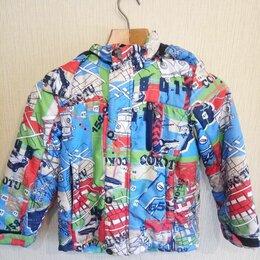 Куртки и пуховики - Куртка осенняя на рост 110, 0