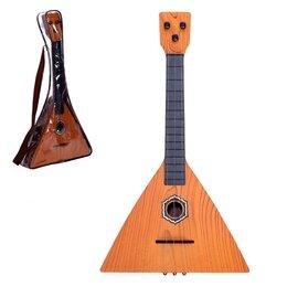 Щипковые инструменты - Балалайка 'Классика', цвета МИКС, 0