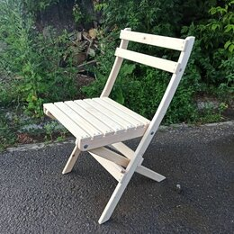 Походная мебель - Складной стульчик, 0