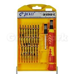 Отвертки - Набор отверток Jackly JK-6066C (32 в 1), 0