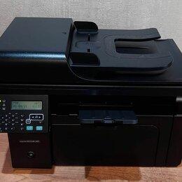 Принтеры, сканеры и МФУ - Лазерное Мфу HP LaserJet Pro M1214nfh, 0