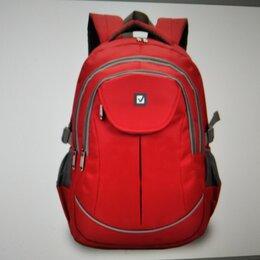Рюкзаки, ранцы, сумки - Рюкзак бу brauberg  красный, 0
