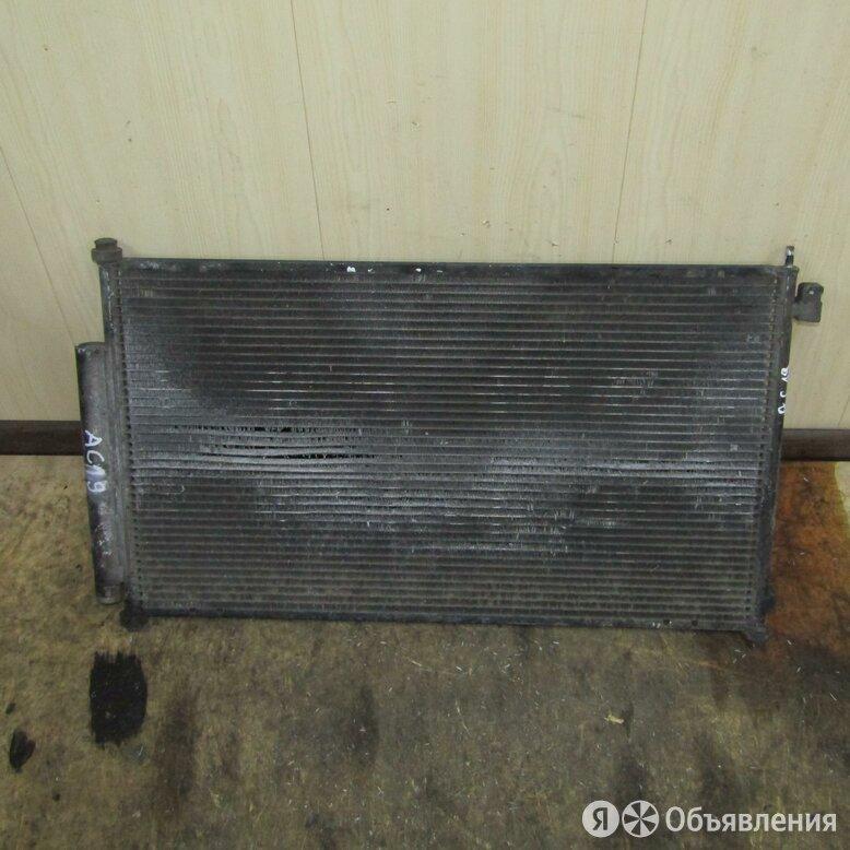 Радиатор кондиционера (конденсер) HONDA Accord VI по цене 3000₽ - Двигатель и топливная система , фото 0