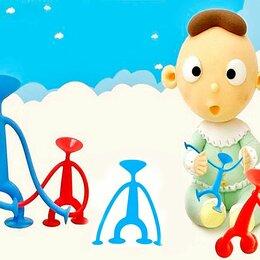 Развивающие игрушки - Игрушка человек присоска Moluk, 0