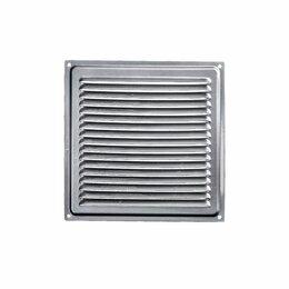 Вентиляционные решётки - Решетка металлическая Эвент ВРС, 0