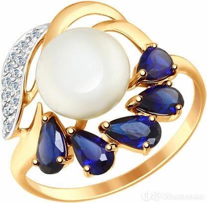 Кольцо SOKOLOV 791028_s_17-5 по цене 11030₽ - Кольца и перстни, фото 0