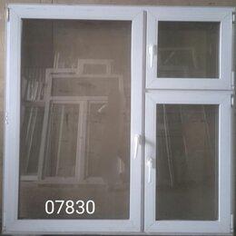Готовые конструкции - Пластиковое окно (б/у) 1460(в)х1460(ш), 0