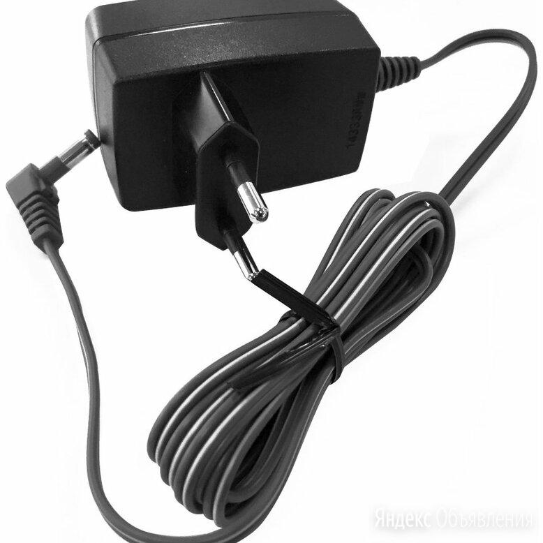 Блок питания для домашнего DECT телефона Panasonic KX-TG8302RUT 6.5v, 4.0-1.7мм по цене 990₽ - VoIP-оборудование, фото 0