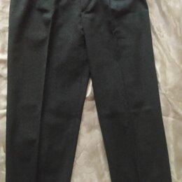 Брюки - Классические брюки 100% шерсть, Талия 86 см, 0