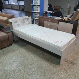 Кровати - Кровать с полочкой 90х200 Регина мебель, 0