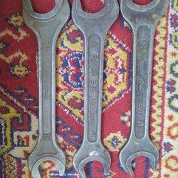 Рожковые, накидные, комбинированные ключи - Гаечный ключ 32х36, 0