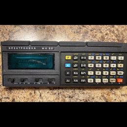 Калькуляторы - Советский программируемый ЭВМ мк 52, 0