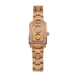 Наручные часы - Zoloto-1 Часы Rolex  механические из лимонного золота с бриллиантами, 0