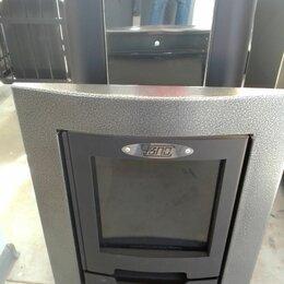 Дымоходы - Банная печь с закрытой каменкой «Волжанка Вектор», 0