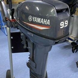 Моторные лодки и катера - Yamaha 9.9 GMHS Б/У лодочный мотор, 0