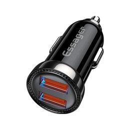 Зарядные устройства и адаптеры питания - Автомобильная быстрая зарядка quick charge 3.0, 0