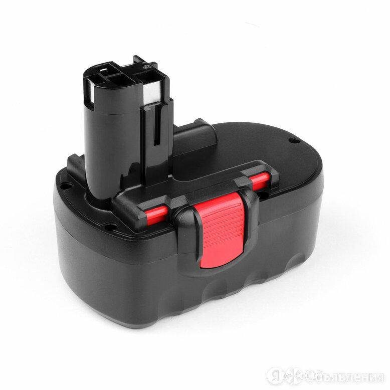 Аккумулятор для Bosch 18V 2.6Ah (Ni-Mh) PN: 2607335560 по цене 4400₽ - Аккумуляторы и зарядные устройства, фото 0