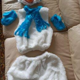 Карнавальные и театральные костюмы - Карнавальный костюм снеговика, 0