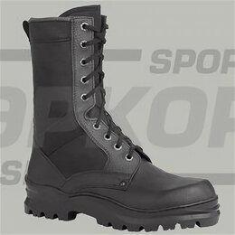 Ботинки - Ботинки Ларгос Тропики натру кожа шнуровка высота 25 см (х7), 0