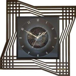 Часы настенные - Настенные часы Mado «Сэкаи» (Мир) 862А BR (MD-580), 0