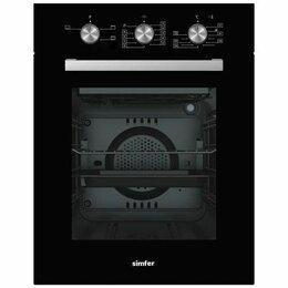 Духовые шкафы - Новый узкий духовой шкаф Simfer B4eb14006, 0