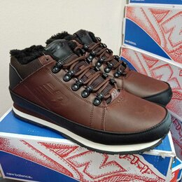 Кроссовки и кеды - Кроссовки ботинки New Balance 754 зима мех, 0