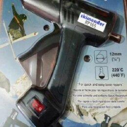 Клеевые пистолеты - Пистолет клеевой по ремонту лыж, 0