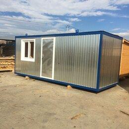 Готовые строения - Блок-контейнер 6x2, 0