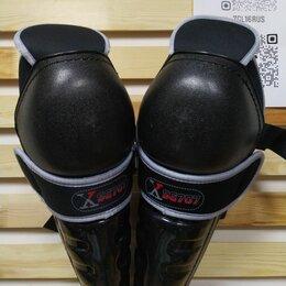 """Спортивная защита -   ЩИТКИ XSG707   Размеры: 10"""" 12"""" 13"""" 15""""   , 0"""