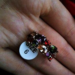 Кольца и перстни - Объёмное кольцо, 0