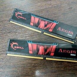 Модули памяти - Оперативная память G.Skill 2x8 ГБ DDR4, 0