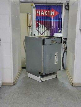 Посудомоечные машины - Встраиваемая посудомоечная машина Bosch SRV 33A13, 0