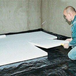 Изоляционные материалы - Пенопласт ппс 20 (псб-С35 (Лайт), 0
