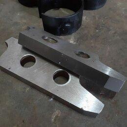 Насадки для многофункционального инструмента - Щеки для рельсосверлильного станка, 0