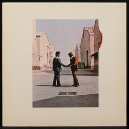 Виниловые пластинки - Pink Floyd - 1975 Wish You Were Here, 0