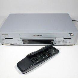Видеомагнитофоны - Видеомагнитофон S-VHS Panasonic NV-HS820EE, 0