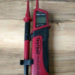 Измерительные инструменты и приборы - Тэстер  напряжения, 0