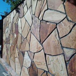 Облицовочный камень - Плитняк природный камень, 0