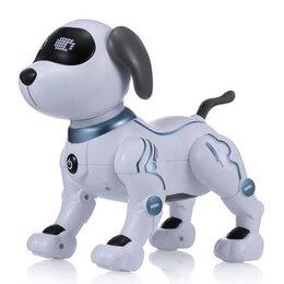 Радиоуправляемые игрушки - Интерактивная игрушка робот-собака LE NENG K16A, 0