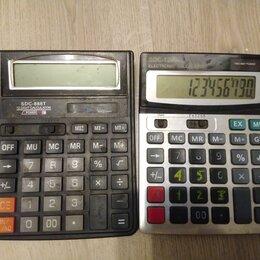 Калькуляторы - Калькуляторы нерабочие, 0