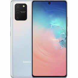 Мобильные телефоны - Samsung Galaxy S10 Lite 128GB SM-G770F Белый, 0